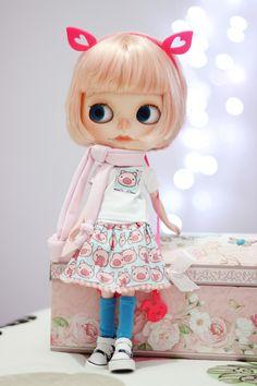 Look Cute Pink and Blue da SugarPlum