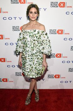 Olivia Palermo at the Delete Blood Cancer Gala