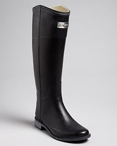 Hunter Riding Rain Boots - Cece 2 Tone on shopstyle.co.uk