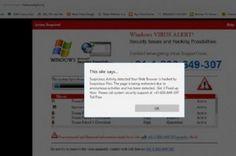 Winerrorreport.hedcusxdgfd.org est décrite comme une menace malware précaire qui relève de la catégorie de pirate de navigateur menace et crée beaucoup de problèmes ennuyeux.