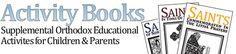 Orthodox Christian Education Activity Books
