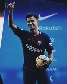 "52 Likes, 1 Comments - The Judge of Soccer 🎩 (@thejudgeofsoccer) on Instagram: ""#TransferJUDGEment 💵 Philippe Coutinho🇧🇷➡️FC Barcelona🇪🇸 ✔️ After @fcbarcelona extended their…"""