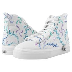 Spirals Printed Shoes