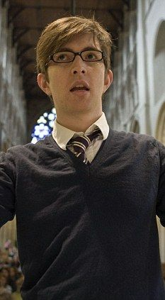 Hah. Ggareth Malone; Why we want to marry The Choir's Gareth Malone