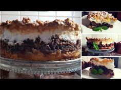 (46) CIASTO PLEŚNIAK / SKUBANIEC Z RABARBAREM - YouTube Apple Roses, Cheesesteak, Pain, Sweet Tooth, Ethnic Recipes, Youtube, Food, Kuchen, Youtubers
