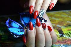 Nails, Beauty, Fashion, Finger Nails, Moda, Ongles, Fashion Styles, Beauty Illustration, Fashion Illustrations