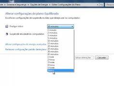Como desativar a hibernação no Windows 7