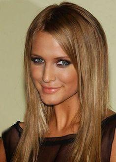 coupe cheveux long femme 40 ans 2015 - Coloration Cheveux Miel