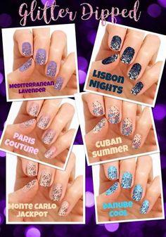 Paris Summer, Nail Polish Strips, Color Street Nails, Simple Nails, Pretty Nails, Nail Designs, Clip Art, Glitter, Beauty Consultant