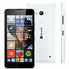 Casas Bahia Smartphone Microsoft Lumia 640 Dual DTV Branco Por R# 557 em 10x sem juros