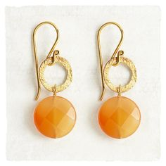 60 Jewelry - Sunset at Sea Earrings