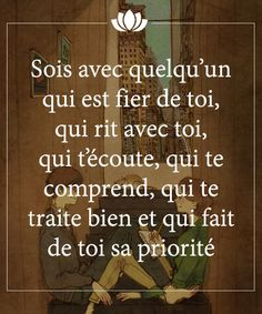 Pin on citation Positive Mind, Positive Attitude, Positive Quotes, French Words, French Quotes, The Words, Love Quotes, Inspirational Quotes, Quote Citation