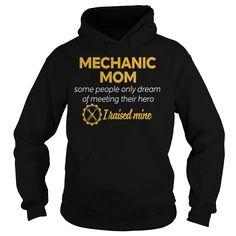 Mom of Mechanicof Mechanic  #grandpashirt #motherday #fatherday #christmas