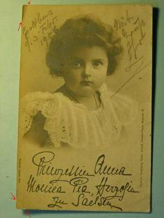 Postcard アンティーク ポストカード 絵葉書 写真 女の子 ドイツ 1906年 インテリア 雑貨 家具 Antique ¥900yen 〆12月04日