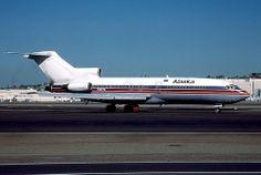 Alaska Airlines Boeing 727-22 N7077U by Gordon Werner, via Flickr