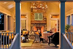"""Explore our variety of wicker sets for your """"Great Escape"""" porch!"""