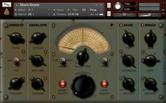 The Advanced H1 KONTAKT, Kontakt, H1, Advanced, Magesy.be Old Scool, Sun Music, Native Instruments, Signal To Noise Ratio, Merry Christmas To All, Recording Studio, Electronic Music, Steampunk, Image