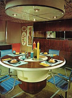 1965 Dining in the Future