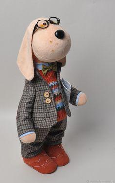 Купить Собака-англичанин в интернет магазине на Ярмарке Мастеров