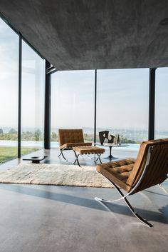 Get the look: Bauhaus interiors – 24 Bauhaus-inspired designs - Interior - Chair Design Home Interior Design, Interior Architecture, Interior And Exterior, Interior Decorating, Interior Colors, Bauhaus Interior, Design Furniture, Chair Design, Industrial Style Kitchen