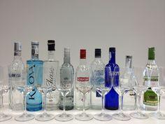Cata de #vodkas