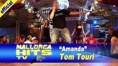 """Tom Touri mit """"Amanda"""" auf der Mallorca Party Baden 2013. Der Österreicher aus Wien singt den Song """"Amanda"""" auch im Duett als """"Tom Touri & die Partytouristen"""". http://MallorcaHitsTV.de"""