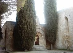 The Entrance To The Filerimos Church Rhodes, Entrance, Greece, Most Beautiful, Island, Plants, Greece Country, Entryway, Door Entry