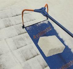 Avalanche Snow Removal Rake