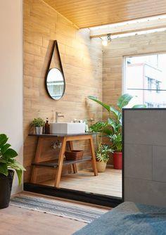 Minimalistic Home Bathroom