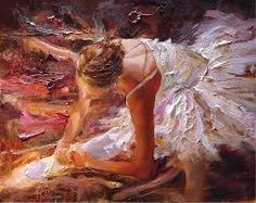 pinturas de bailarinas al oleo - Buscar con Google