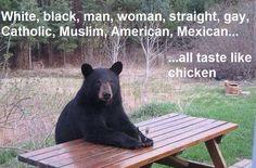 I hate rasicm