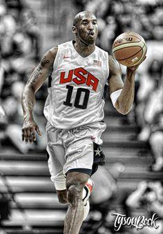 Kobe Bryant – TEAM USA – 2012