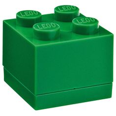 Lego Lego lunch box W 5 cm (14 RON) ❤ liked on Polyvore featuring home, kitchen & dining, food storage containers, food safe storage containers and safe food storage containers