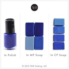A classic, basic blue pigment. Historically, ultramarine blue was made by grinding down the semi-precious stone, lapis lazuli. For cosmetic manufacture, however China Clay, Soap Colorants, Blue Pigment, Periwinkle Blue, Soap Making, Nail Polish, Cosmetics, Nails, Electric
