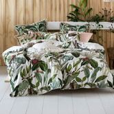 Look what i found on Temple King Size Quilt Covers, Quilt Cover Sets, Bed Duvet Covers, Duvet Sets, Botanical Bedroom, Queen Size Quilt, Pink Cushions, Uni Room, Spare Room