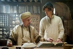 Легенда о двух врачевателях