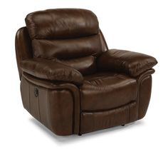 Jackson Gliding Recliner by Flexsteel at Crowley Furniture in Kansas City