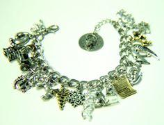 Magic Rises Inspired Charm Bracelet  Kate Daniels Series