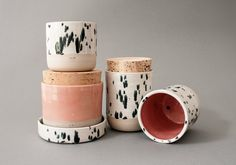 handmade #ceramics - we are studio studio via PÖTIT