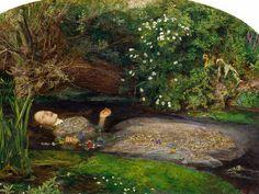 10 bức tranh nổi tiếng nhất Pre-Raphaelites   Nghệ thuật - BabaMail