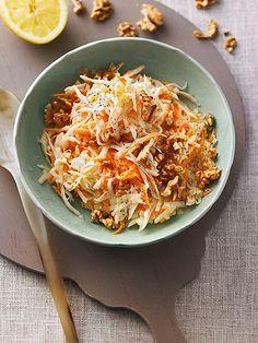 Karotten - Sellerie - Apfel - Salat, ein leckeres Rezept aus der Kategorie INFORM-Empfehlung. Bewertungen: 54. Durchschnitt: Ø 4,1.
