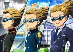 Inazuma Eleven Axel, Jude Sharp, Galaxy Movie, Evans, Gabel, Best Series, Boy Art, Manga Anime, Spiderman