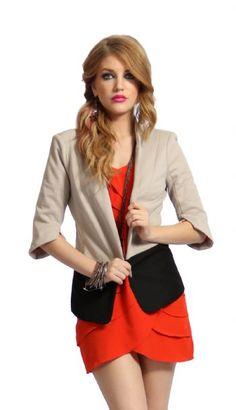 ANGL - Mandarin Tux Jacket