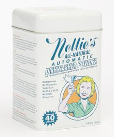 Another great find on #zulily! All-Natural Automatic Dishwasher Powder by Nellie's All-Natural #zulilyfinds