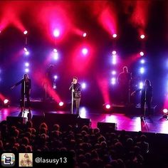 Repost from @lasusy13 Thanks for this wonderful experience! It has been a pleasure to share and accompany these wonderful artists on stage !!! I miss you !!!!!! #tourjapan2018 #wecameheretolove #imissyou #thankyouforwonderfultime #amazingexperience #amazingenergy