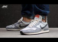 Nike Air Vortex V-Series (grau mittelgrau silber)