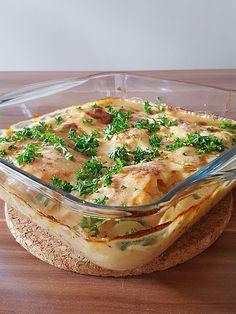Zwiebel - Sahne - Hähnchen, ein leckeres Rezept mit Bild aus der Kategorie Auflauf. 17 Bewertungen: Ø 4,3. Tags: Auflauf, Geflügel, Gemüse, Hauptspeise