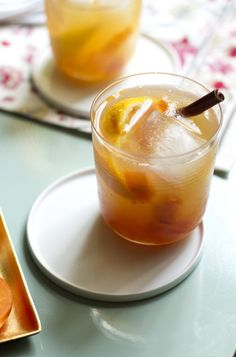 SPICED PERSIMMON-MAPLE OLD FASHIONED