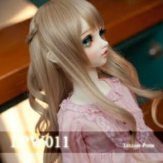 Product Availability:  Biscuit + Vanilla [gradation color]Espresso + Wine [gradation color] * Model: Volks SD Lieselotte   Color: Biscuit + Vanilla   Size: 9-10""