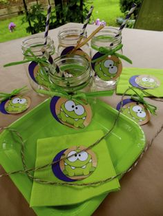 Cut The Rope, Birthday Party